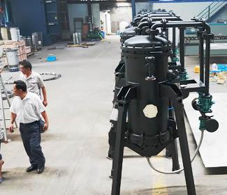 活性炭过滤器的应用