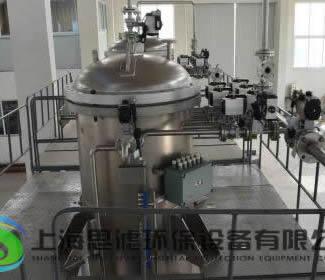 滤饼层过滤器替代离心机实例