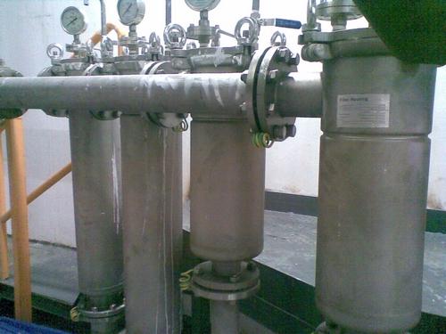 袋式过滤器工程案例