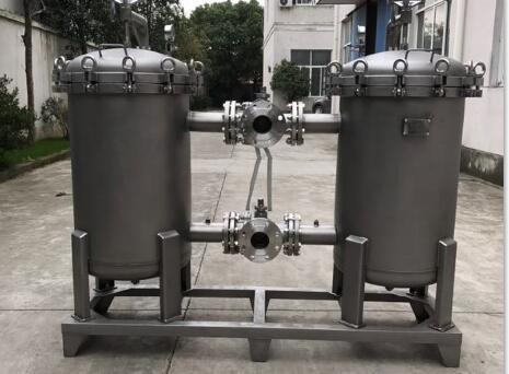 可拆卸袋式过滤系统降低运营成本